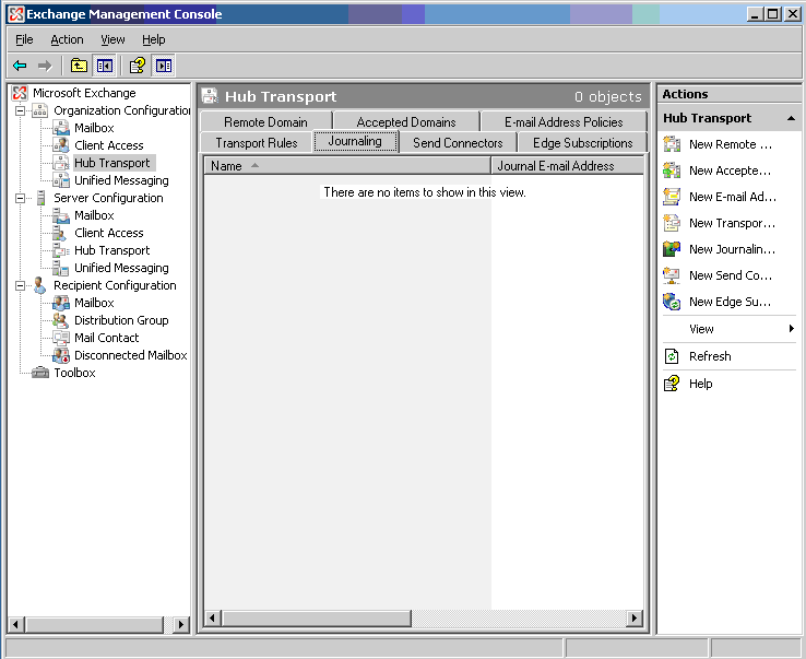 How does GFI Archiver work with Microsoft Exchange 2007/2010